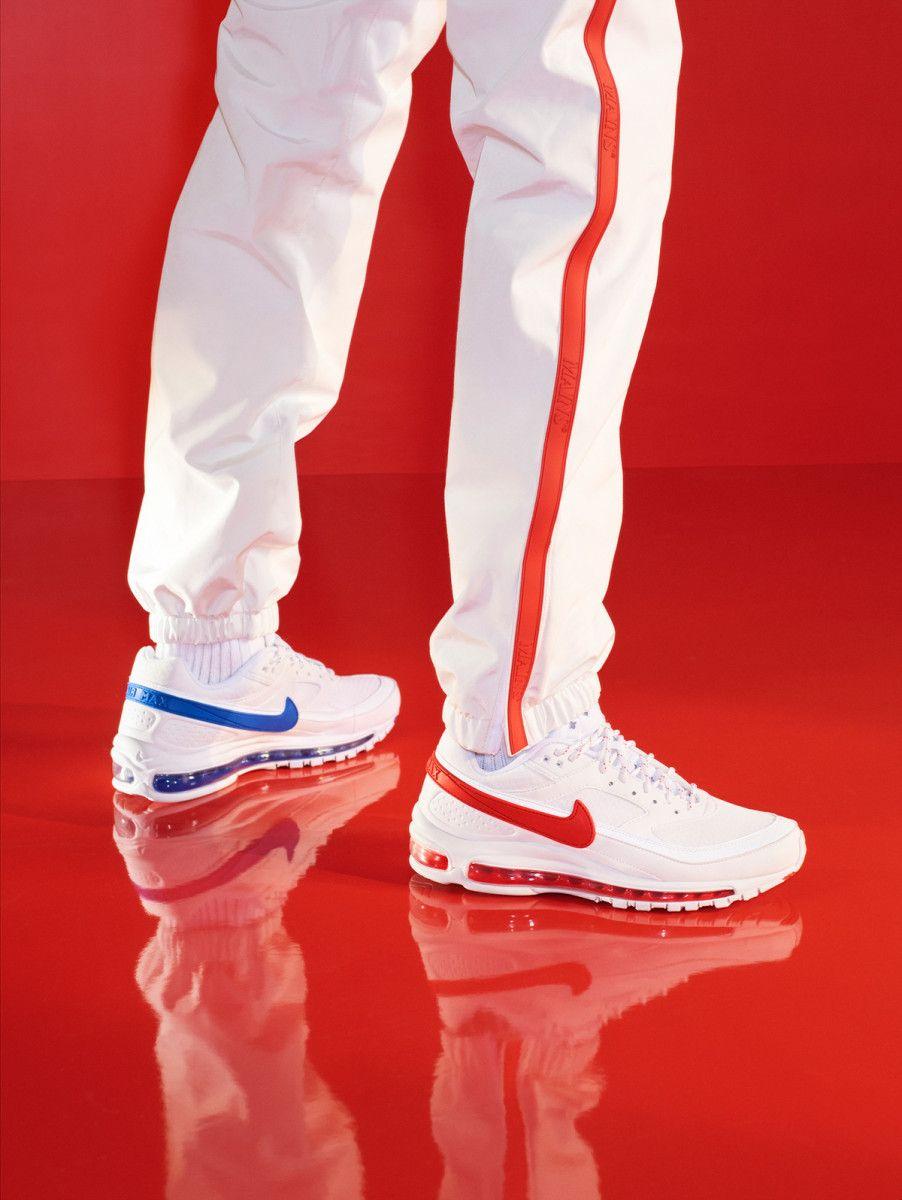 Skepta x Nike Air Max 97 BW Release Date Price On Feet