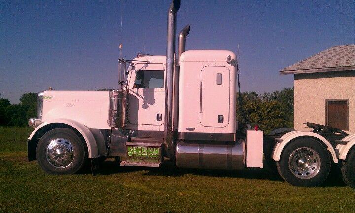 Sheehan Trucking- Peterbilt 389