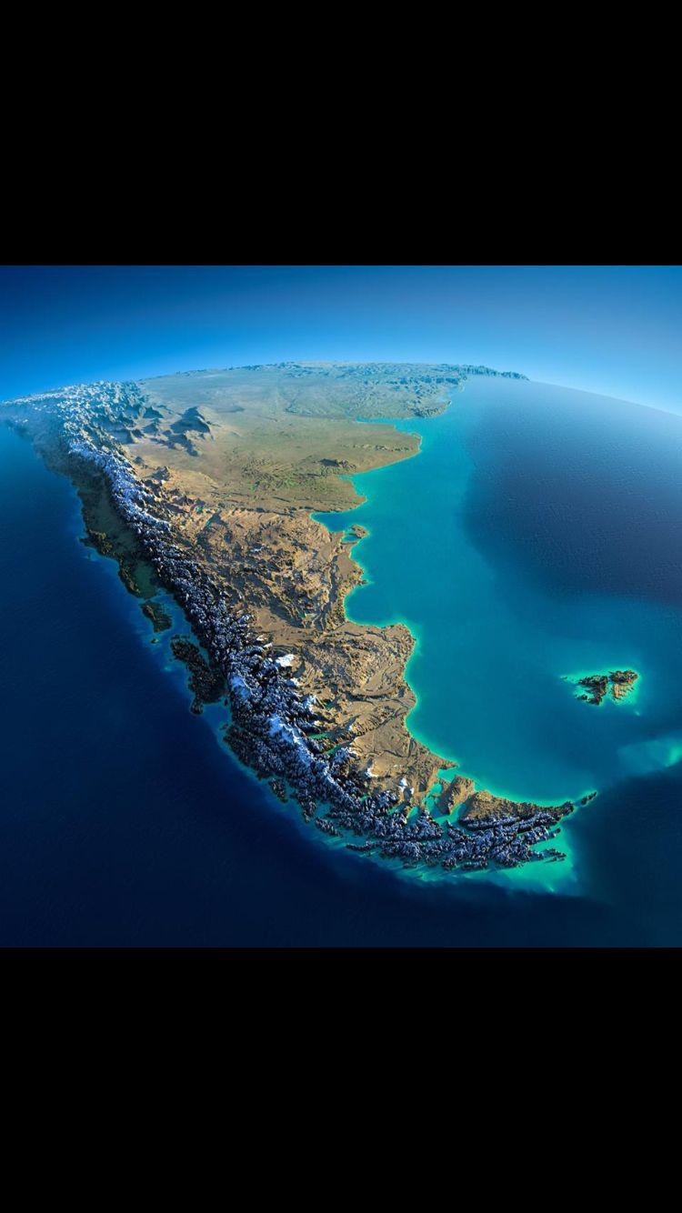 América do Sul.