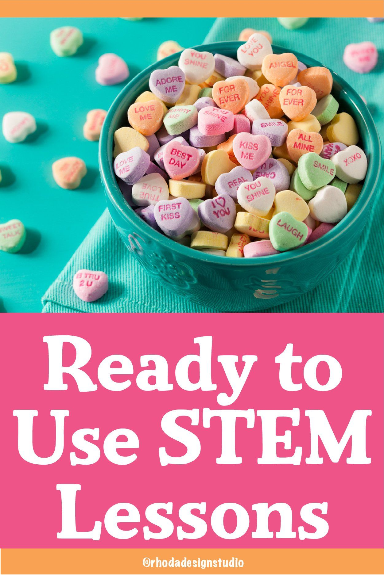 Easy Valentine S Day Crafts For Stem In Your Classroom