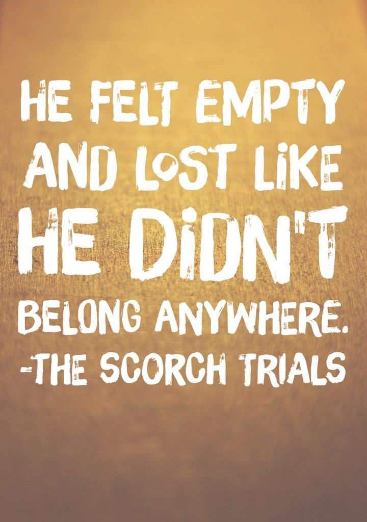 Quotes From Maze Runner The Scorch Trials Book
