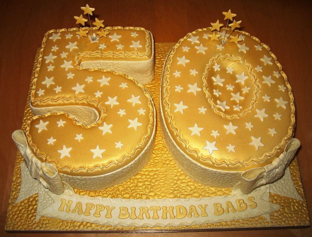 The 25 Best 50th Birthday Cakes Ideas On Pinterest