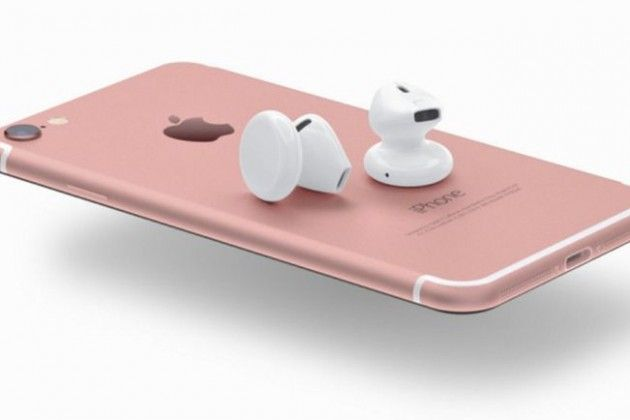 Apple Might Have Crazy High End Iphone 7 Wireless Headphones In The Pipeline Iphone 7 Iphone Wireless Headphones