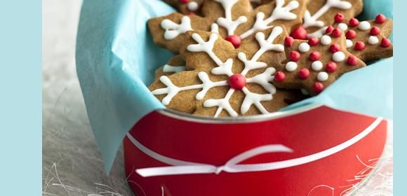 Christmas Shaped Gingerbread Biscuits Rachel Allen Recipes