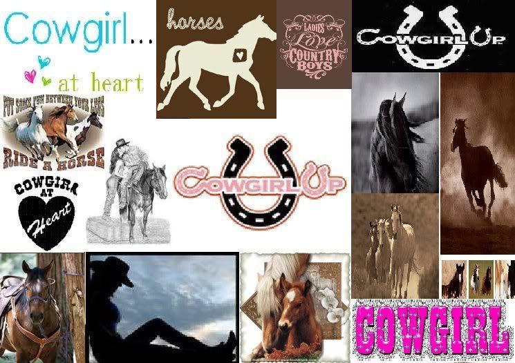 Cowgirls (: