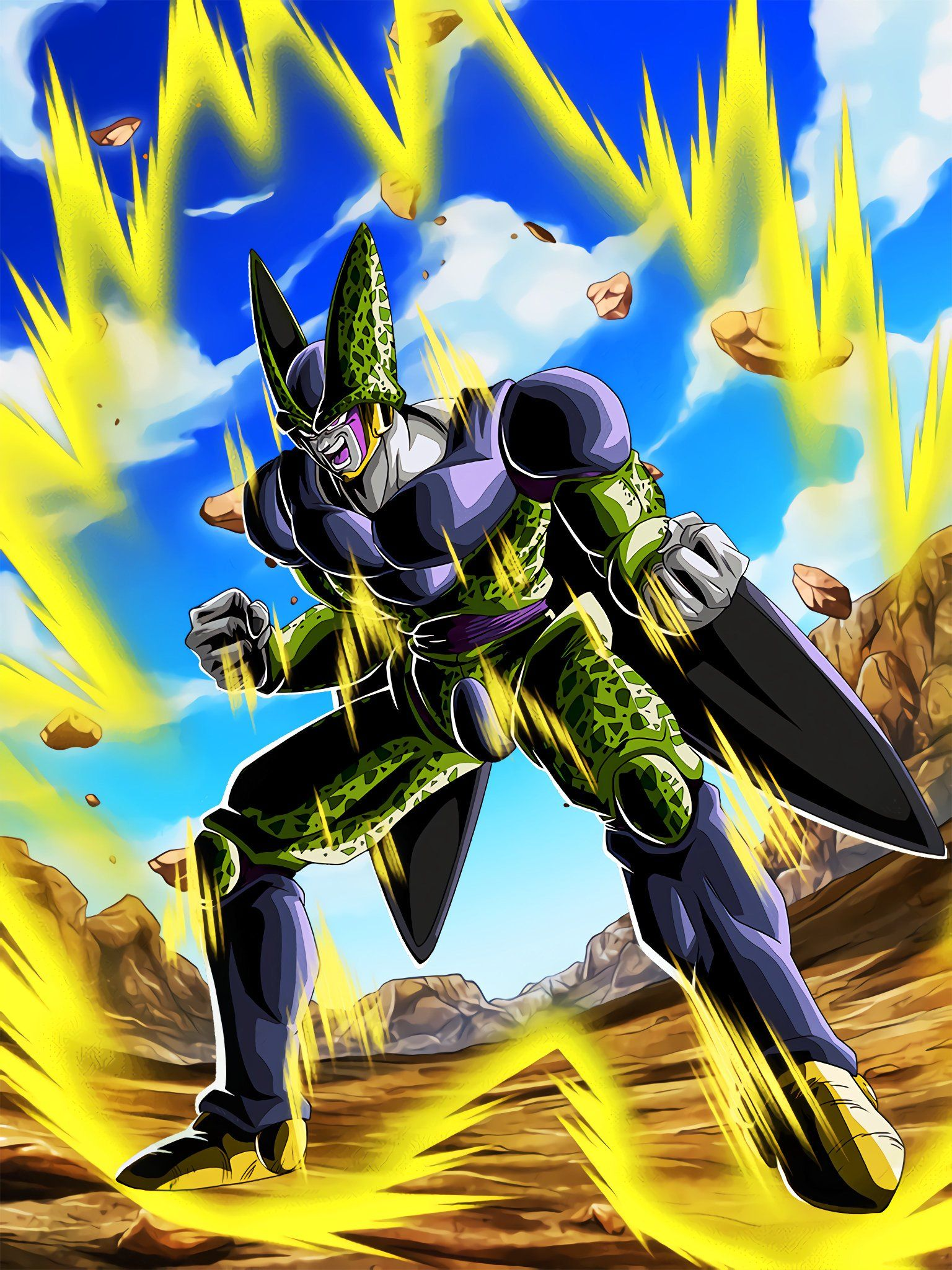 Pin by Coolgamer480 on Dokkan Battle (With images) Anime