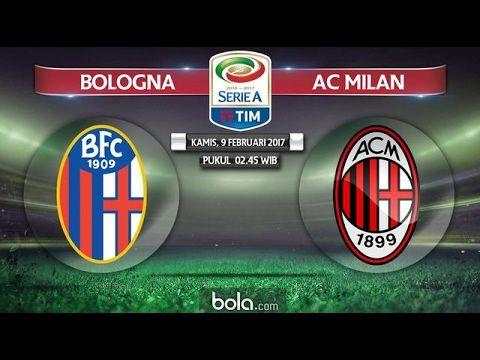 Bologna vs AC Milan 0-1 | Serie A 8_2_2017 HD | Ac milan ...