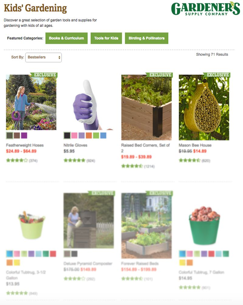 Shop With A Purpose Visit Gardener S Supply Company To Purchase