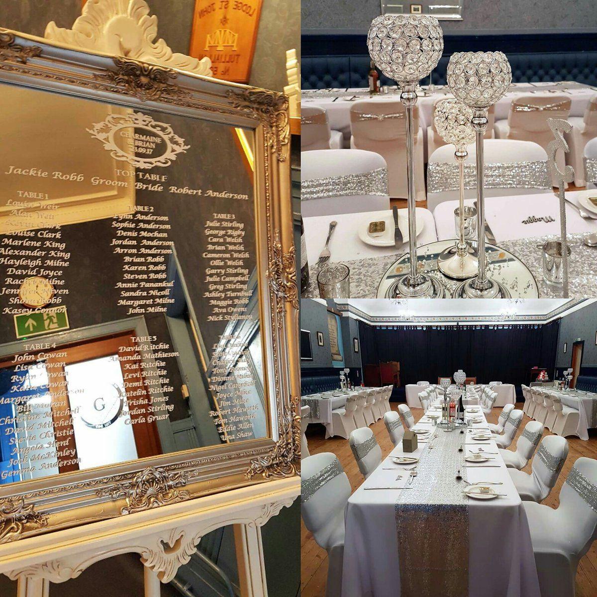 Kincvardine Masonic Hall Wedding Reception By Eze Events Ezeevents