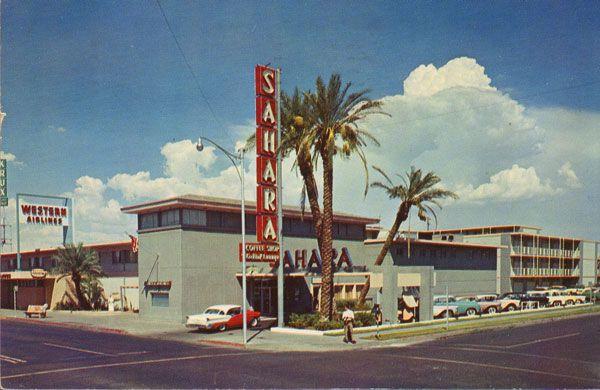 Sahara Motor Hotel 601 N 1st Street Phoenix With Images