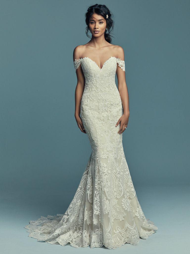 Maggie Sottero Wedding Dress STEPHANIE 8MS652 Alt1 | The Edit ...