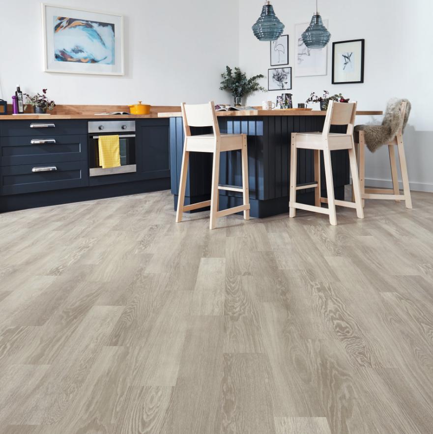 Karndean Vinyl Flooring Knight Tile Black Riven Slate St15 Karndean Vinyl Flooring Natural Oak Flooring Vinyl Flooring