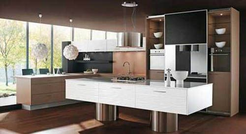 Merveilleux Kitchen Design Ideas: Modern Kitchen Design Idea