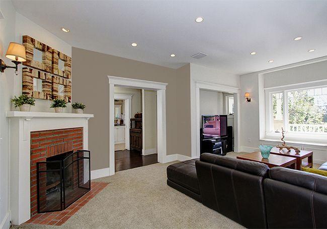 Colores de paredes con muebles oscuros for Muebles color cerezo como pintar paredes