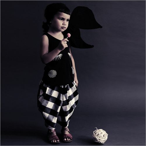 For parents looking to dress their kids in high-end kiddy couture, you have to check out  Babylady Inc! Created by Brooklyn fashion aficionado and mother, Kat West, the Spring 2011 collection features hip childrens clothing like tapered pants, tailored hats and miniature rompers,  all beautifully shot in a high-fashion look book.