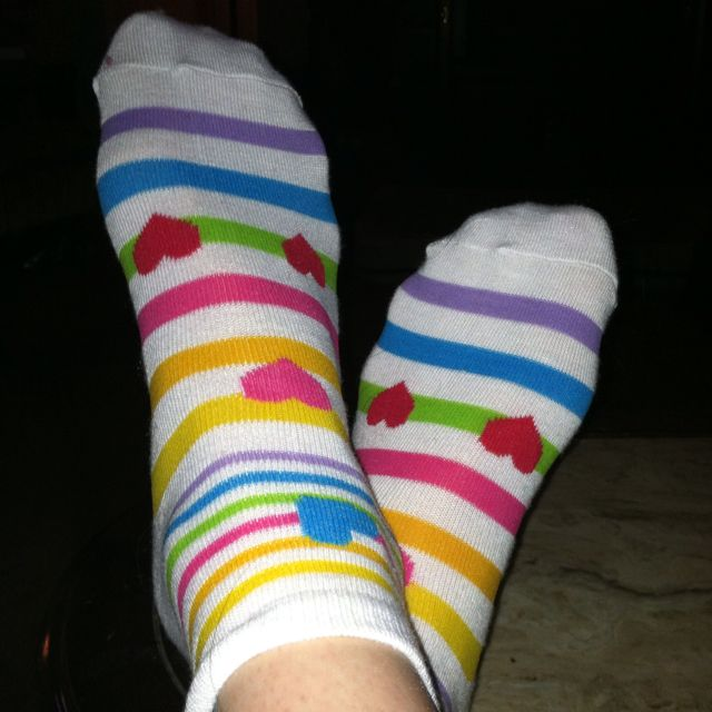 Fun socks :-)