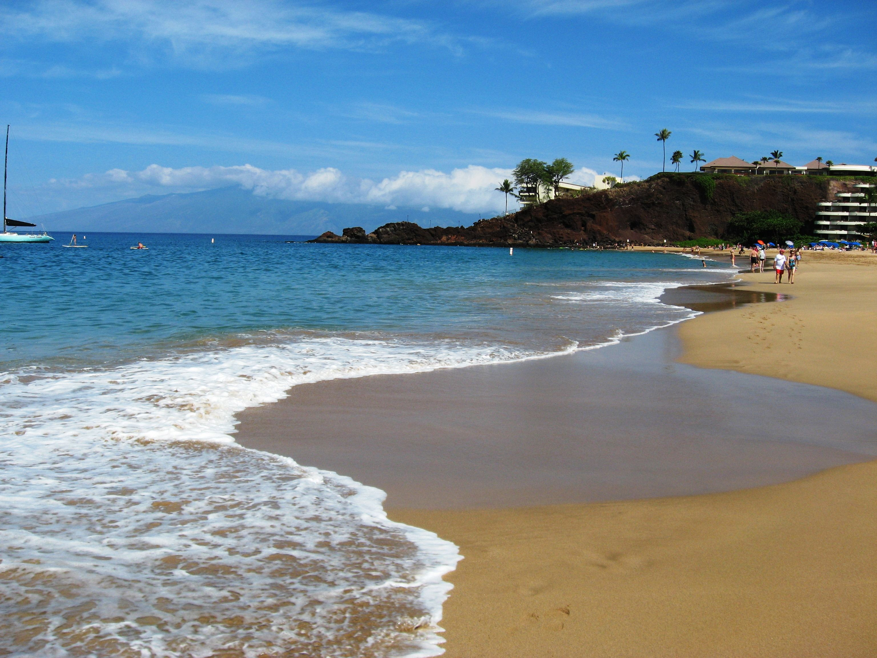 Ka'anapali Beach - my favorite vacation spot