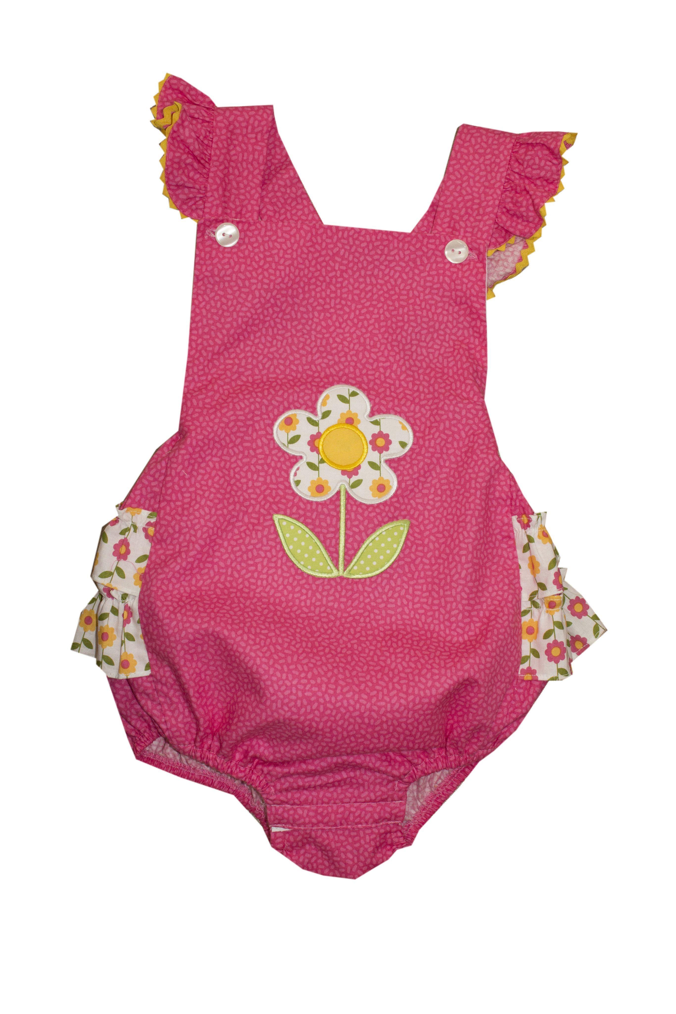 c1bb963292d Love this Kandyland Fuchsia Floral Appliqué Bubble Romper - Infant by  Kandyland on