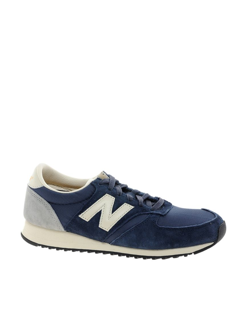 clearance with mastercard New Balance 420 Navy Trainers discounts cheap online free shipping buy free shipping comfortable very cheap cheap online xCS5zn