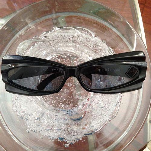 vintage Alain Mikli sunglasses - AM25