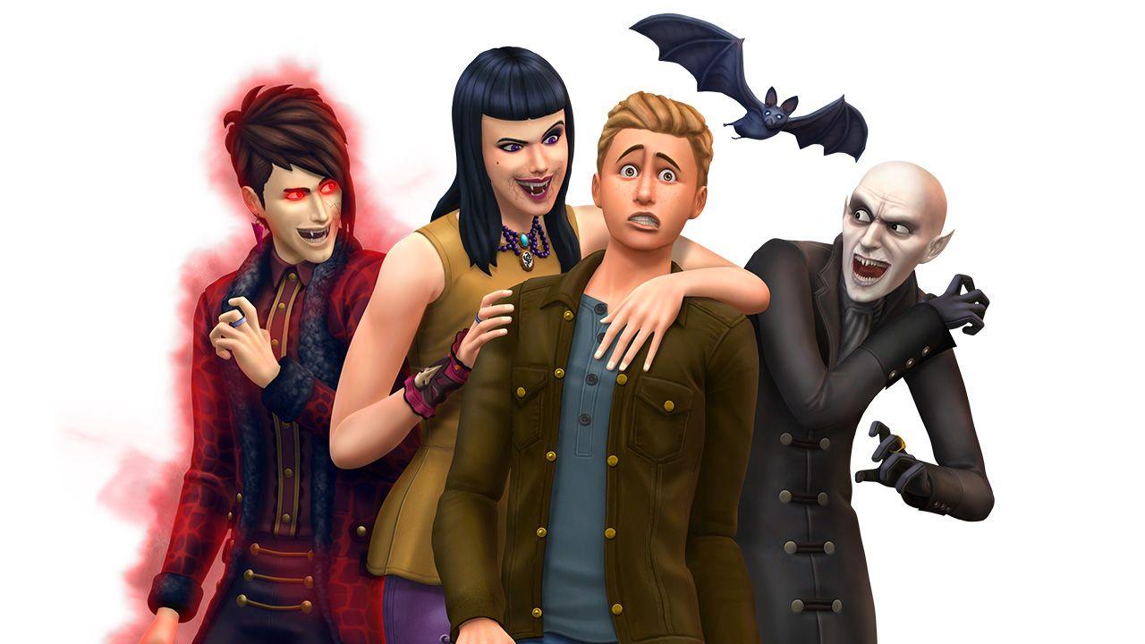 Vampires Live Game