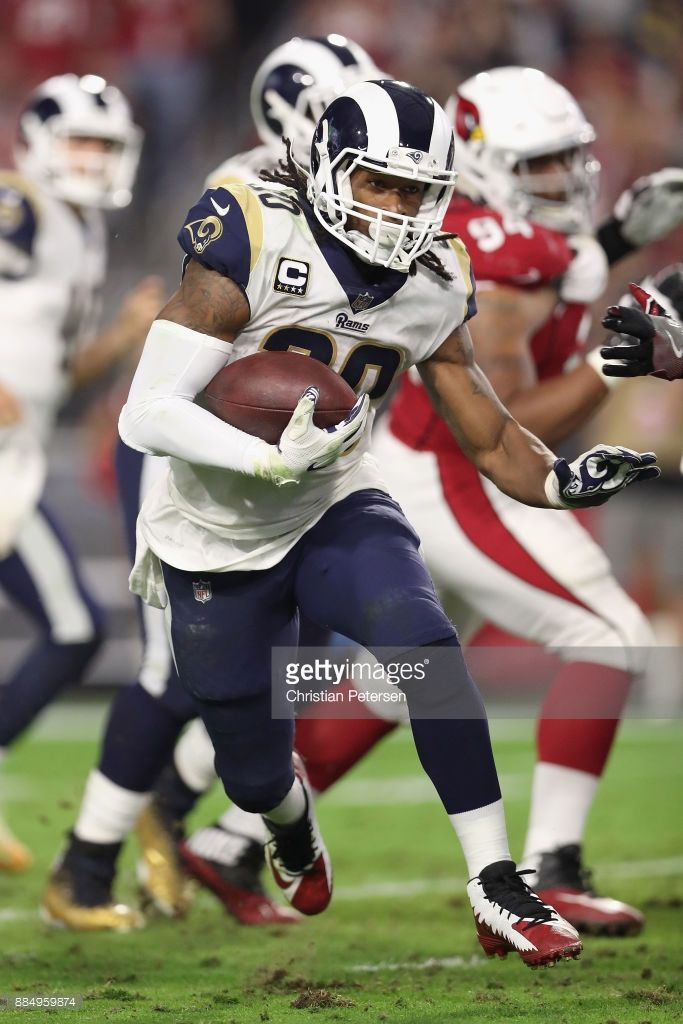 new products 04628 5d1e9 News Photo   Running back Todd Gurley of the Los Angeles Rams.