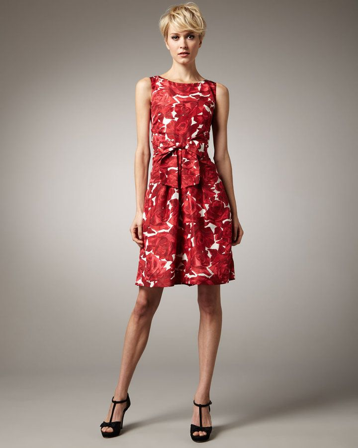 I bought this Kate Spade dress to wear to the wedding.