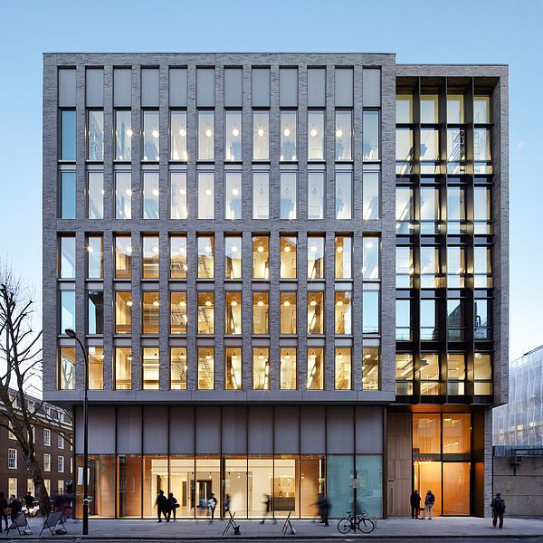 Hawkins Brown Unveils New Central London Hq For The Ucl Bartlett School Of Architecture Bartlett School Of Architecture Best Architecture Schools School Architecture