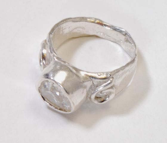 handmade silver ring - Google Search