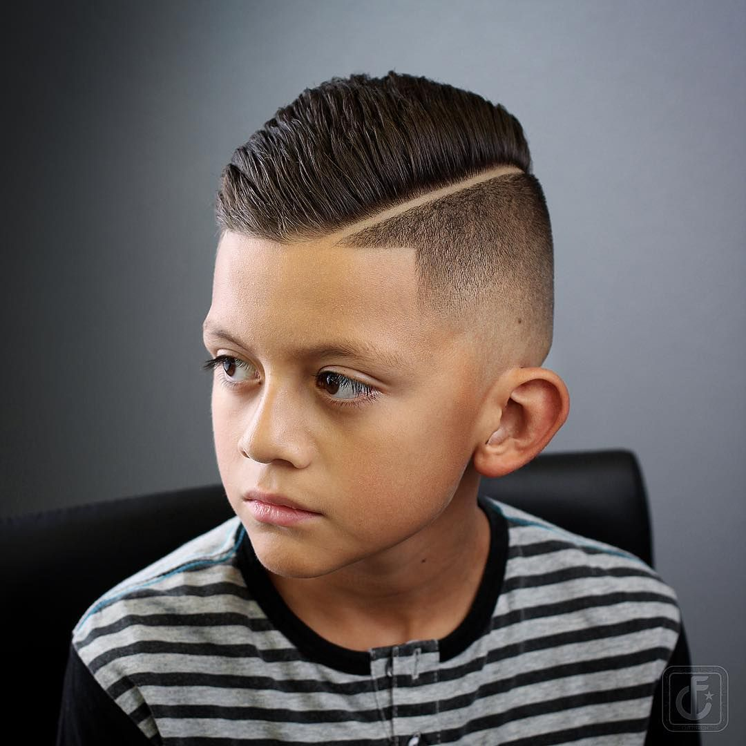Boy S Fade Haircuts 22 Cool And Stylish Looks For 2020 Boys Fade Haircut Fade Haircut Boys Haircuts