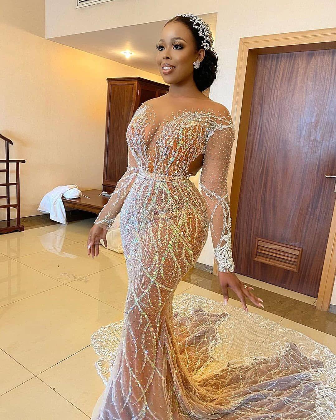 U Wannanne Was One Classy Bride Makeup Ariyikemua Dress Topefnr Brightbeautifula Stylish Wedding Dresses Bride Reception Dresses Reception Dress [ 1349 x 1079 Pixel ]