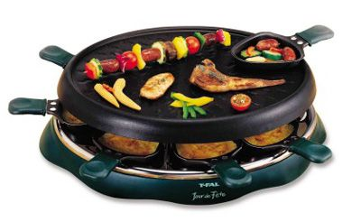Raclette Grill Real