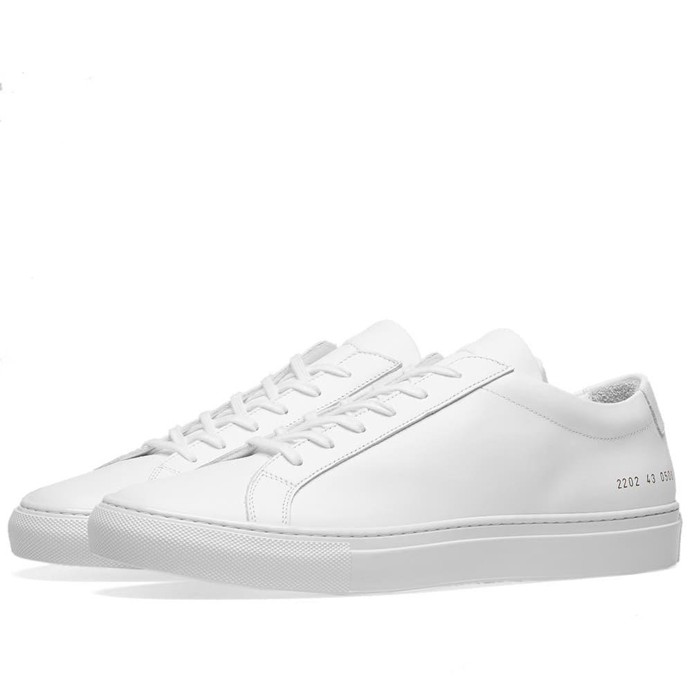 common projects shoes men