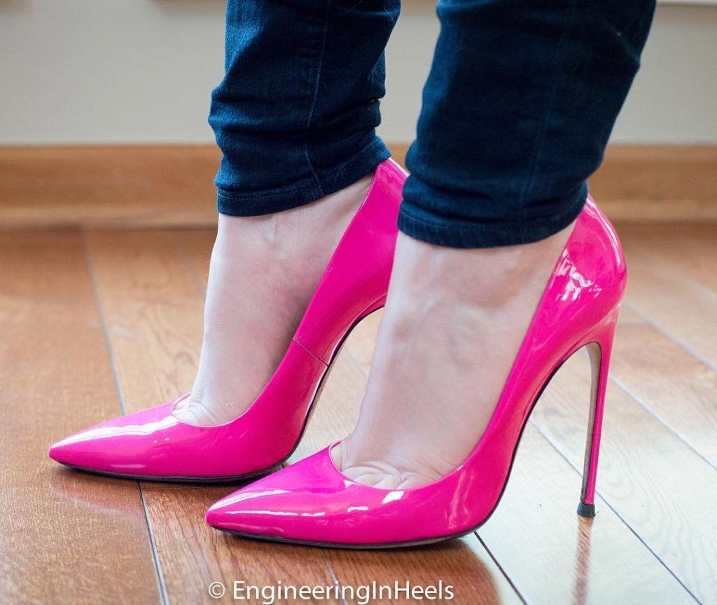 Braina Atwood 13cm High Heels Pump EngineeringinHeels | Fashion ...