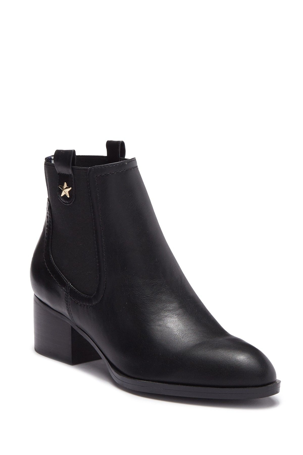 83d2030b8786 Image of Tommy Hilfiger Roxy Faux Leather Chelsea Boot