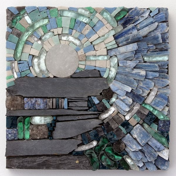 Mosaic: Blue View