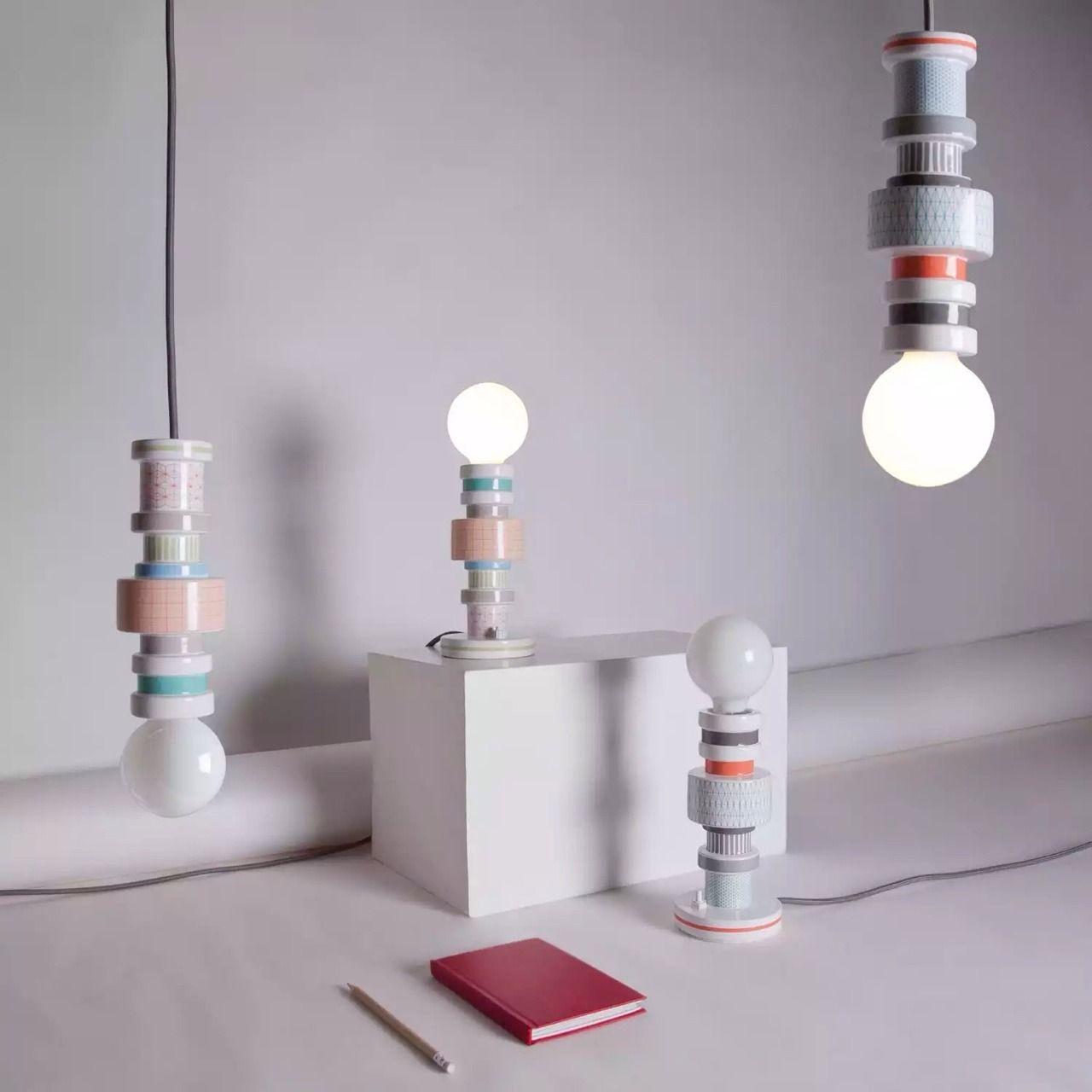 Alessandro zambelli for seletti lamp ceiling lamp