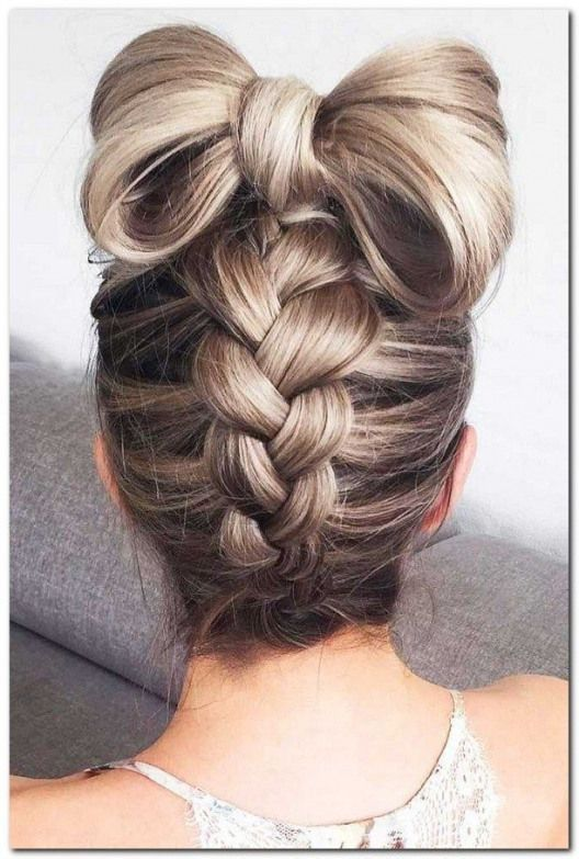 30 süße einfach geflochtene Frisuren für schöne Frauen #braidedhairstyleswomen #cut …, #beauti …