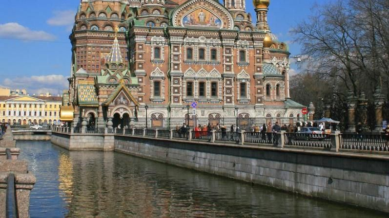 DAY IN ST PETERSBURG This Excursion Is A Nonvisa Tour For - St petersburg tours for cruise ship passengers
