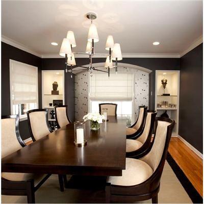 Cozy Transitional Dining Room By Beth Dotolo U0026 Carolina Gentry