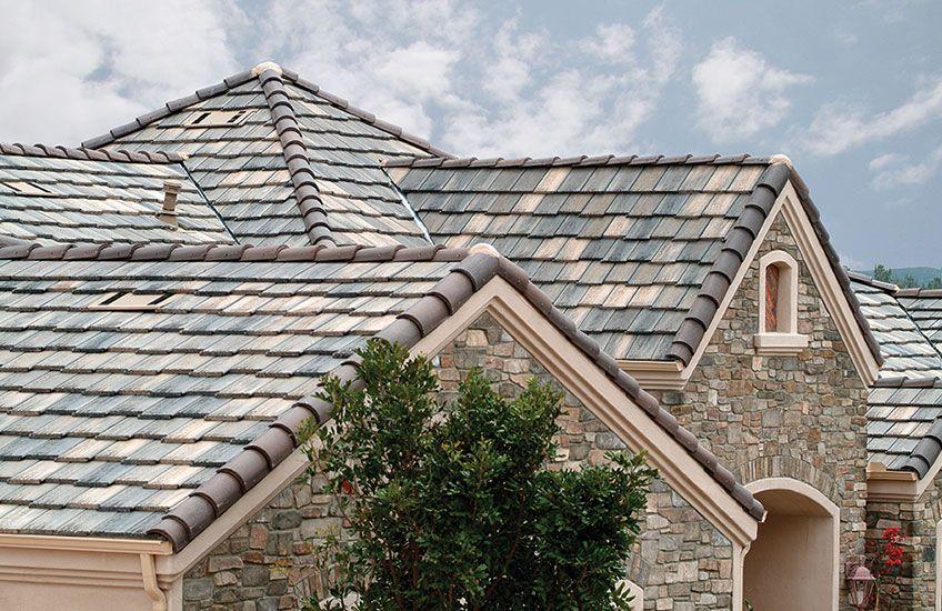 Flat Concrete Roof Tiles (2020)   Concrete roof tiles ...