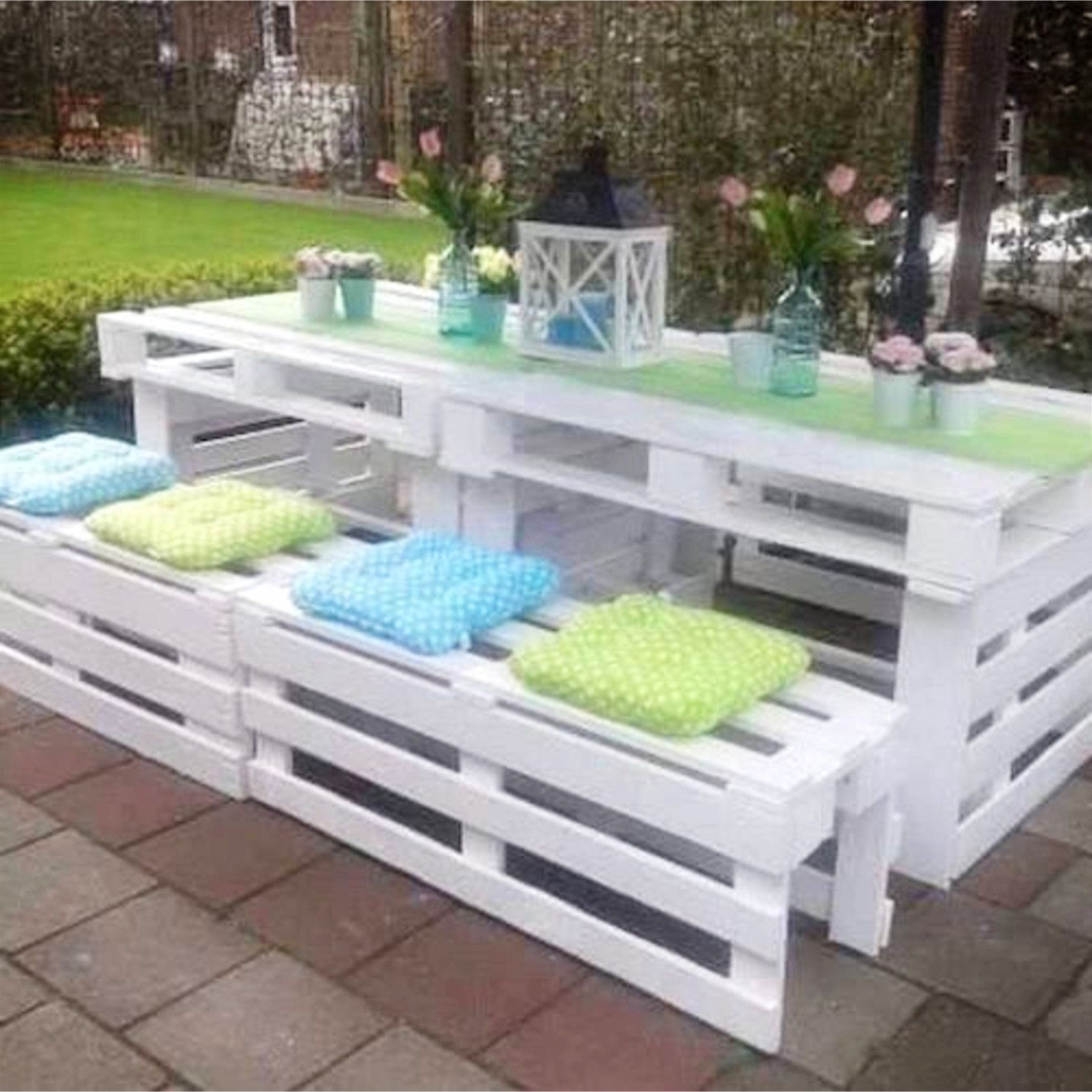 Charming Pallet Projects   19+ Clever, Crafty And Easy DIY Pallet Ideas   Easy DIY  Ideas From Involvery
