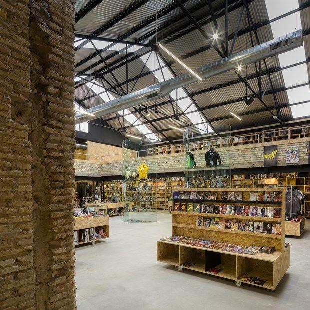 Tienda de comics en Sevilla: Raccoon Games