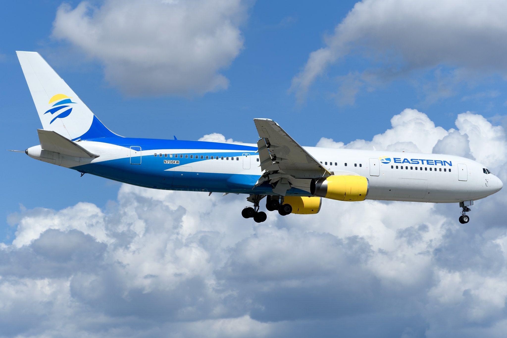 Pin on Eastern 737, 767