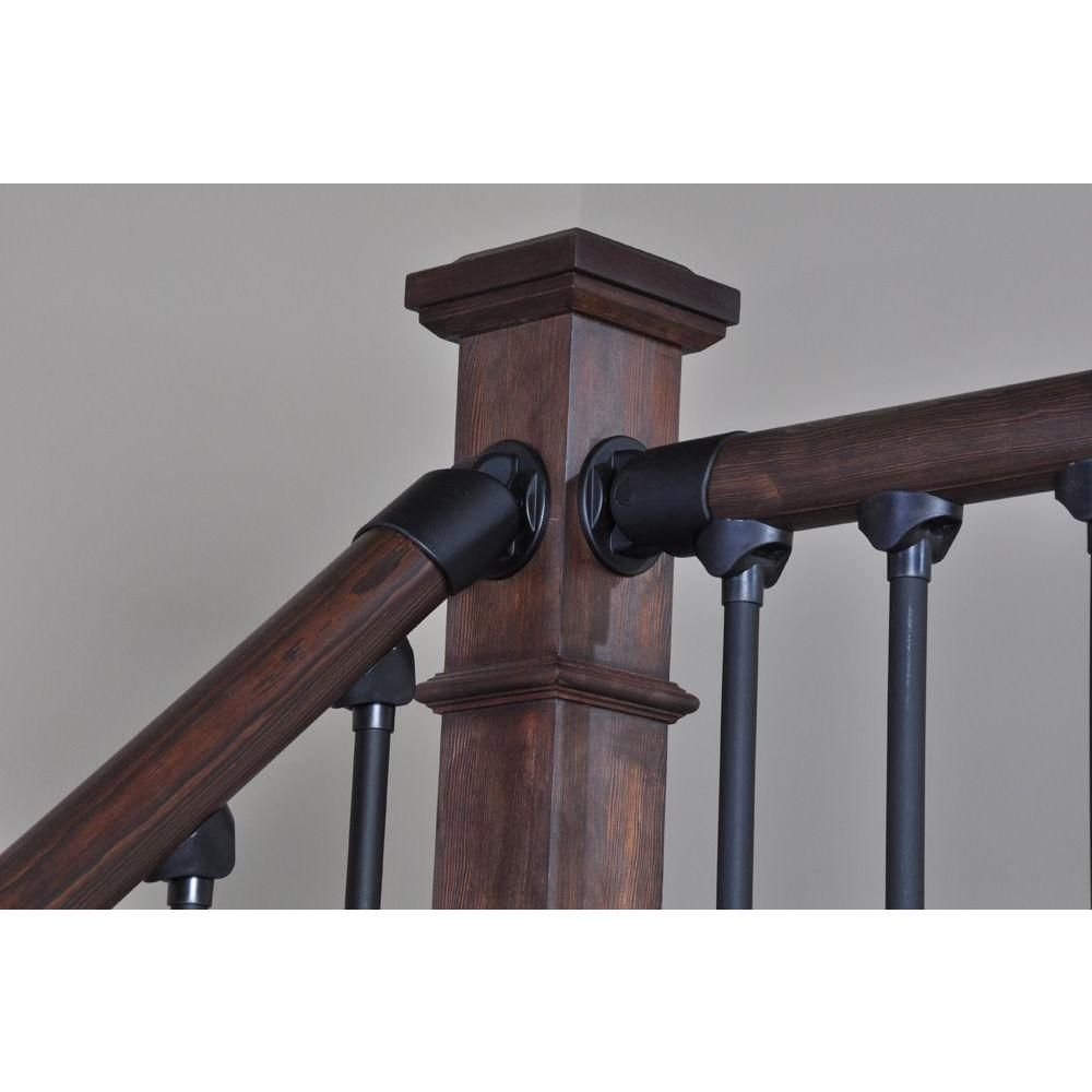 Best Stair Simple Hemlock Newel Cap Trim Kit He9920000W With 400 x 300