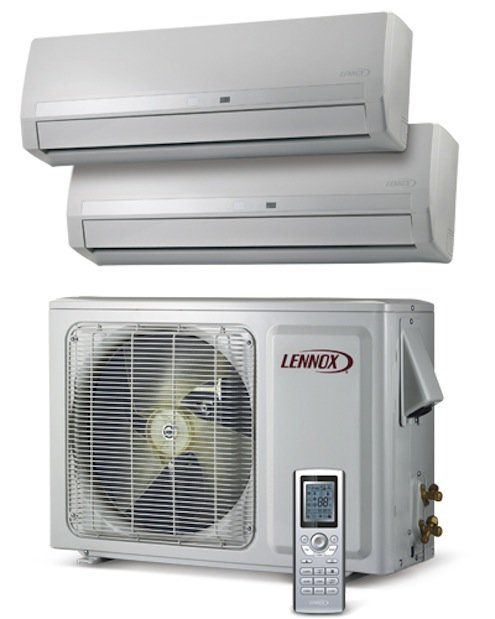 Go Ductless With A Mini Split Heat Pump Heating And Air Conditioning House Heating Attic Remodel