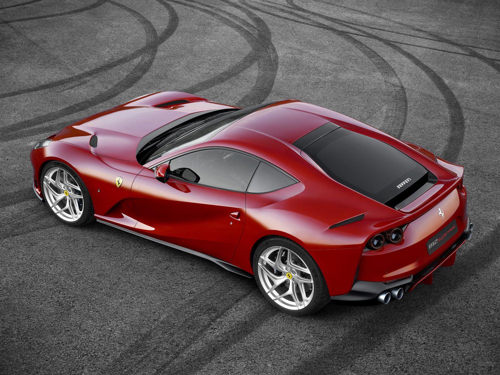Ferrari 812 Superfast Repinned Fur Gewinner Jetzt Gratis
