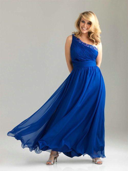 634fc4596 Elegantes Vestidos para Madrina de Boda Gorditas