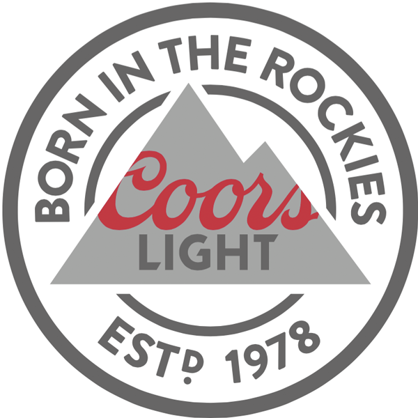Brand New New Logo And Packaging For Coors Light By Turner Duckworth Diy Beer Pong Table Beer Pong Table Diy Coors