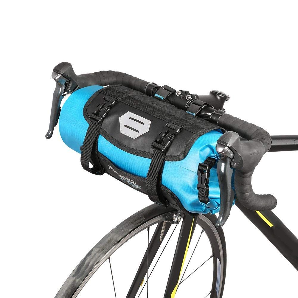 Bike Cycling Handlebar Bag Outdoor Bicycle Front Frame Head Bar Pouch Pack